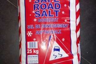 Glenwood Ltd.: 25kg Bag Safe Road De-icing Salt